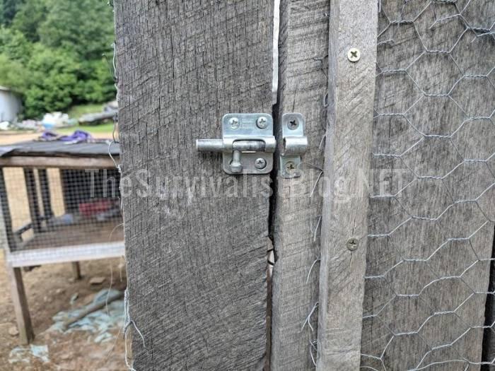 2-step lock