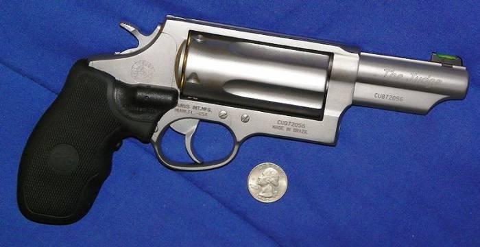 Taurus Judge Magnum