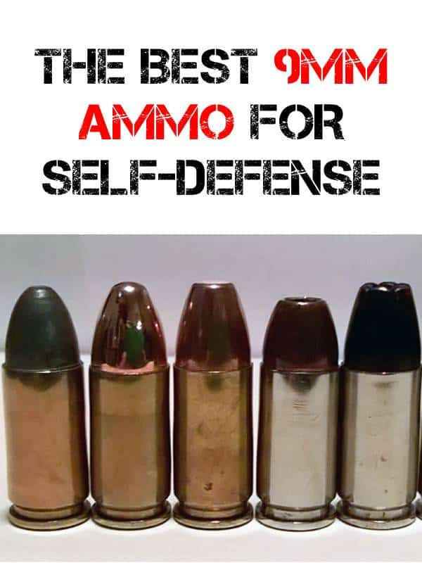 best 9mm ammo pinterest