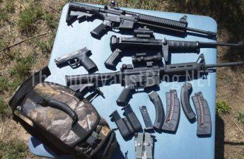 guns and mags