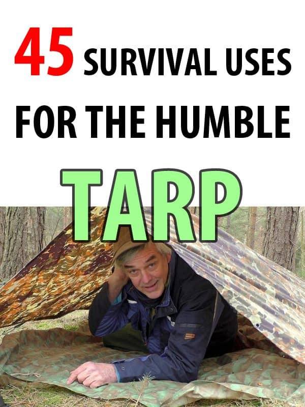 tarp uses pinterest
