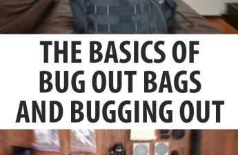 basics of bugging out pinterest