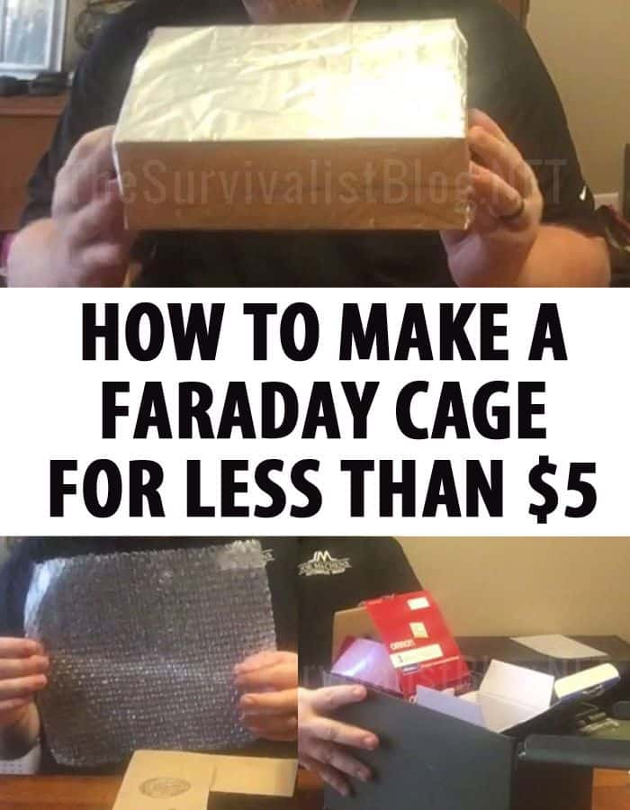faraday cage pinterest