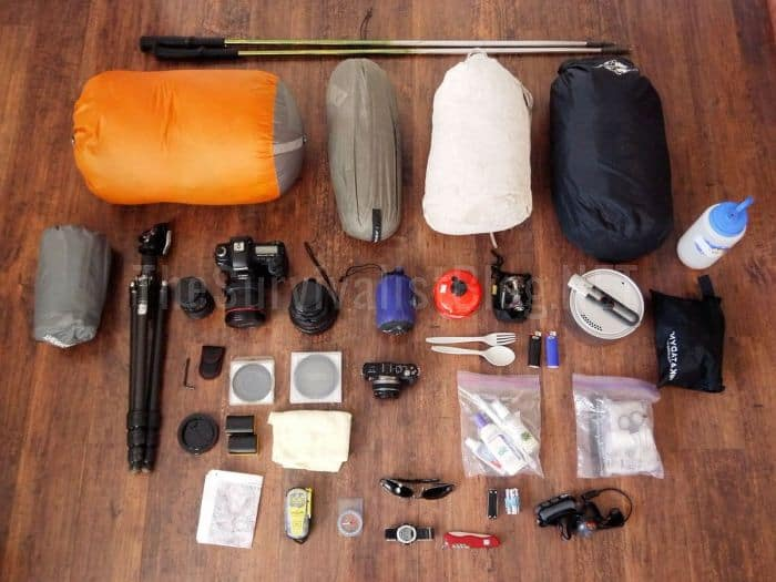 more bug out bag items