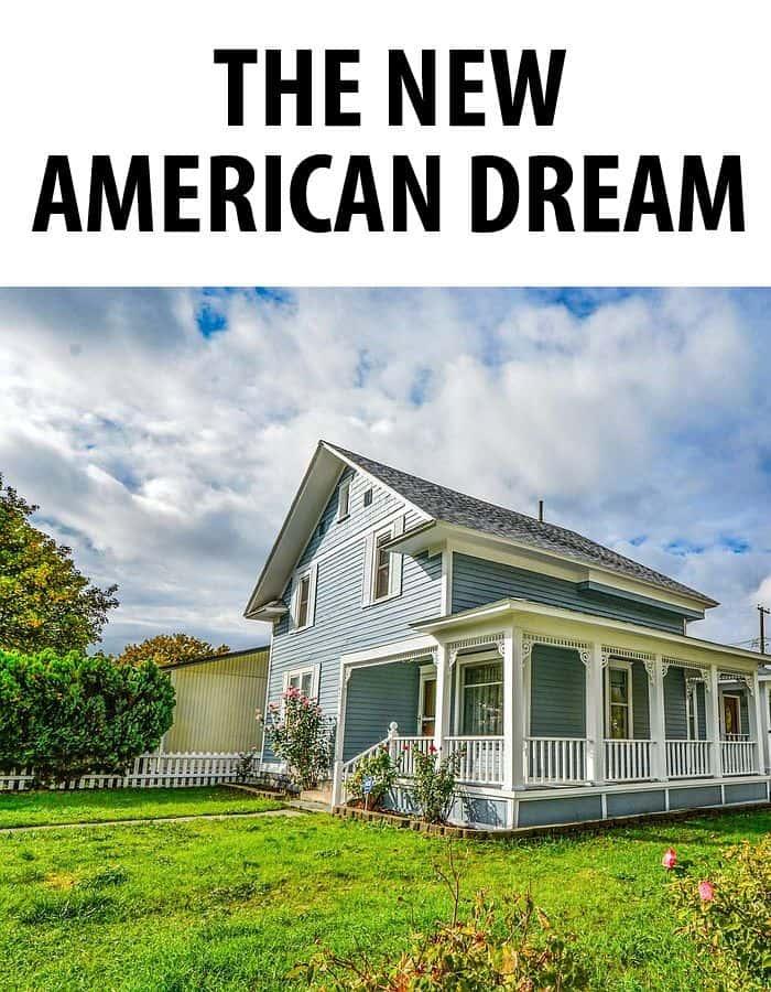 new american dream pinterest