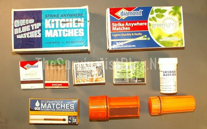 Selection of Matches