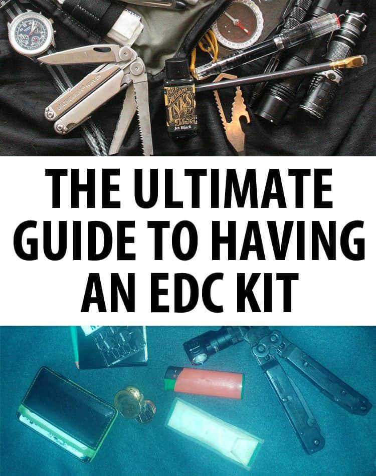 edc kit pinterest
