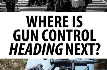 gun control heading pin