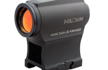 holosun red dot