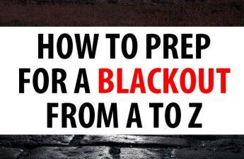 prepare for blackouts pin