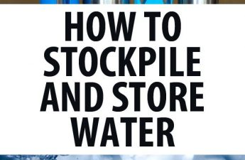 water stockpile pin