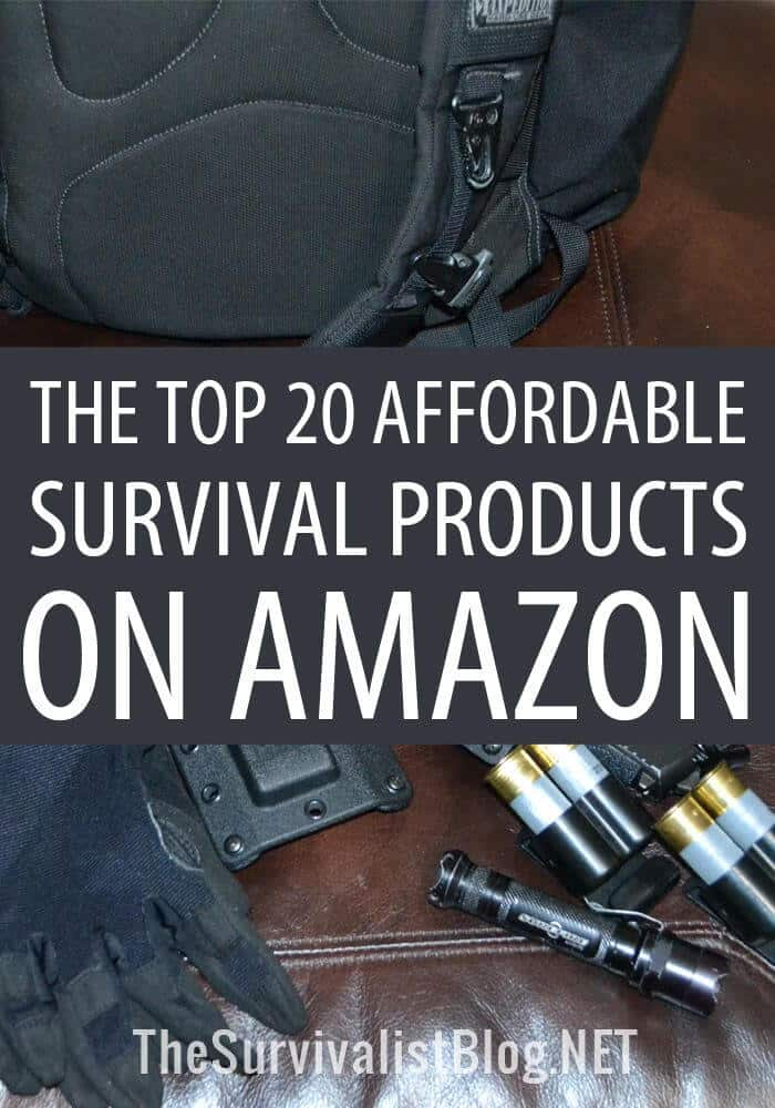 affordable survival products pinterest