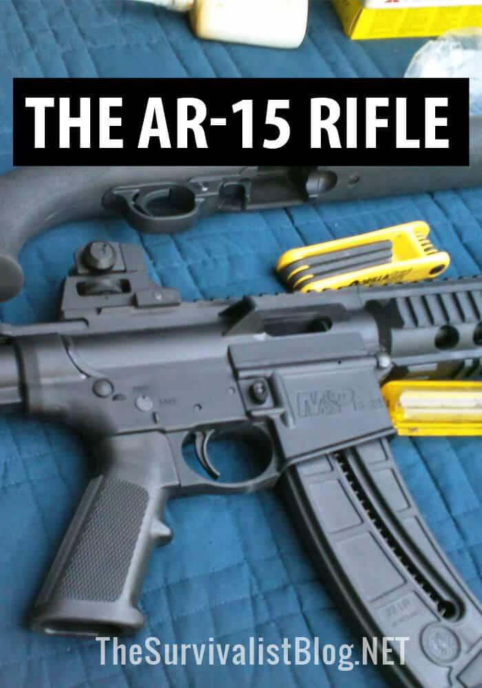 ar 15 rifle pinterest image