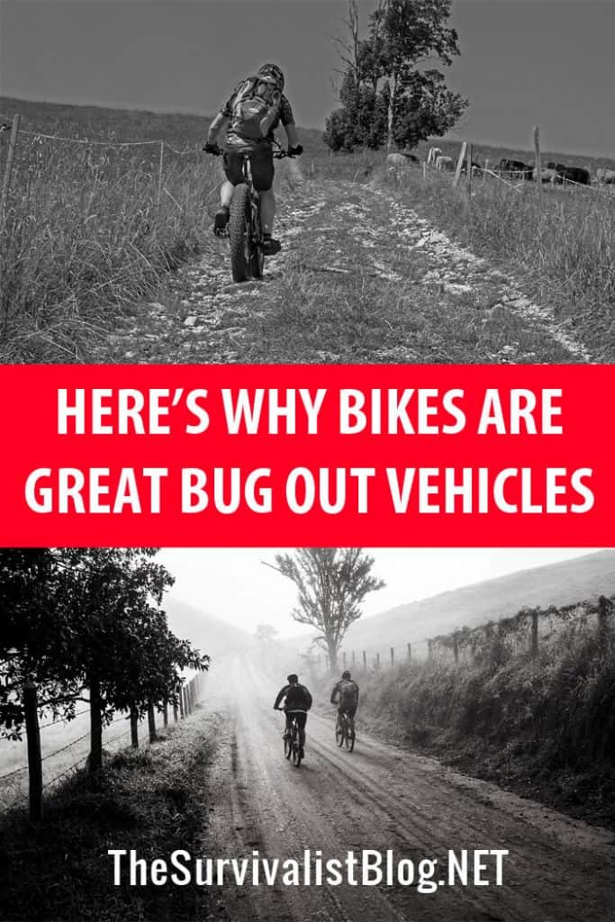 bikes bug out vehicles pinterest image