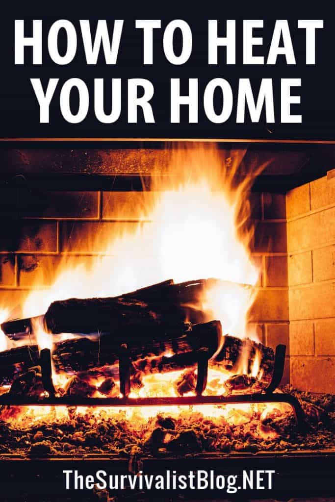 heating your home pinterest
