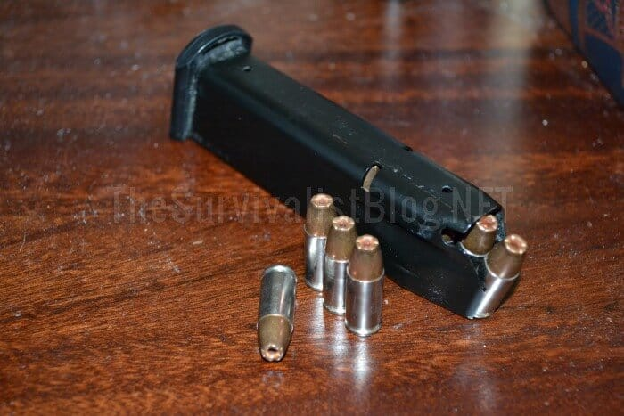 ammo, Winchester Ranger-T +P