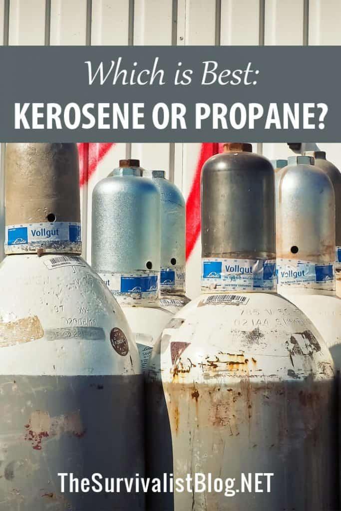 kerosene vs propane pinterest