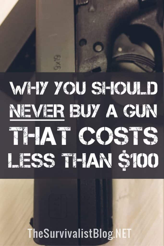 cheap guns pinterest