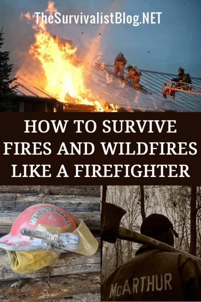 surviving fires wildfires pinterest