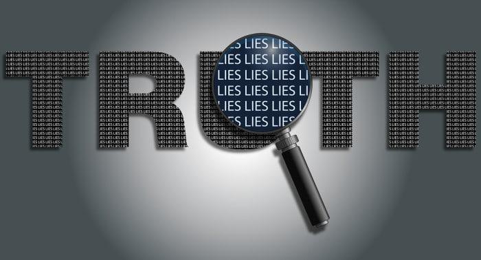 truth in politics