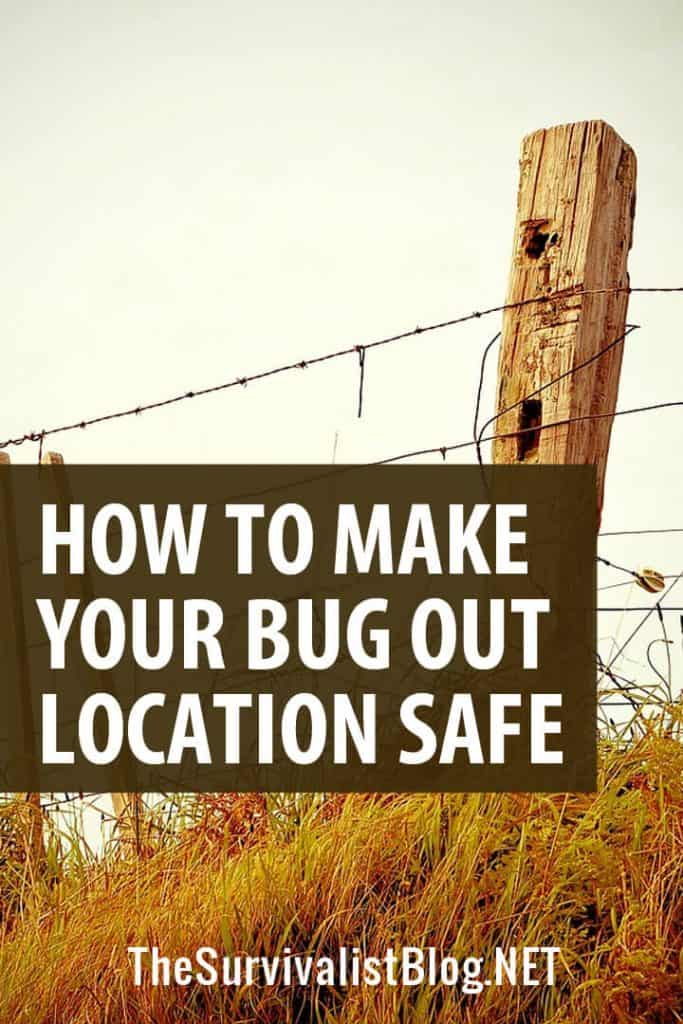 bug out location safety pinterest image