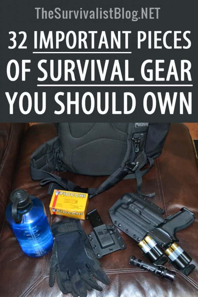 survival gear pinterest