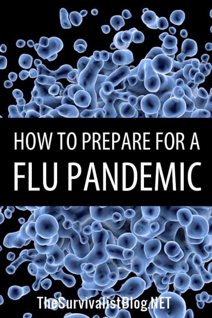 flu pandemic pin