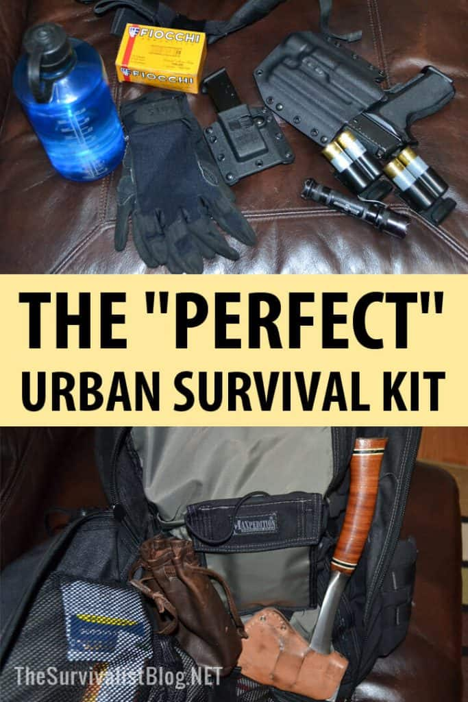 urban survival kit pinterest image