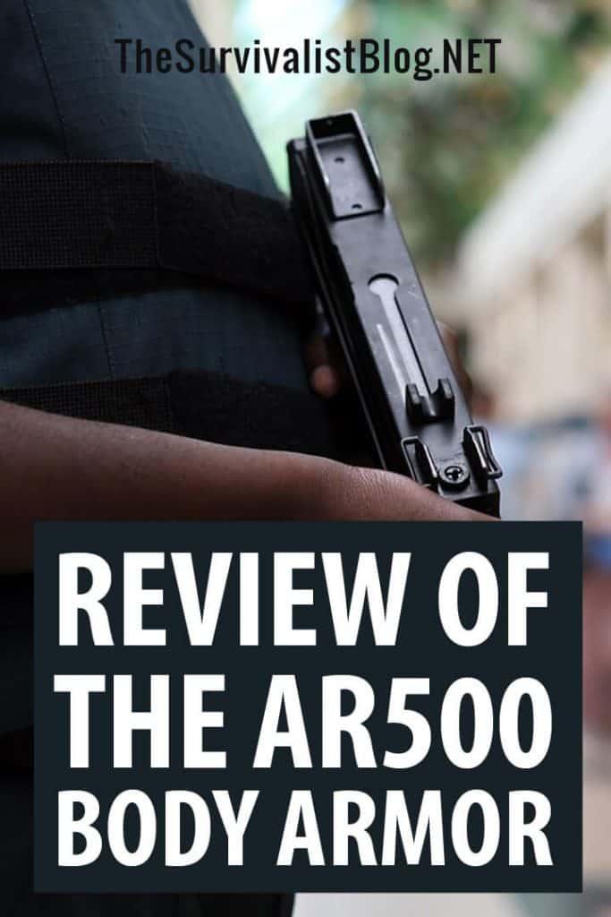 ar500 body armor Pinterest image
