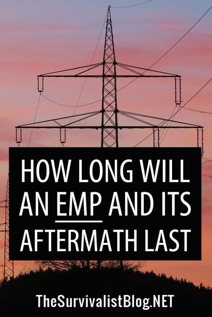 EMP duration pinterest