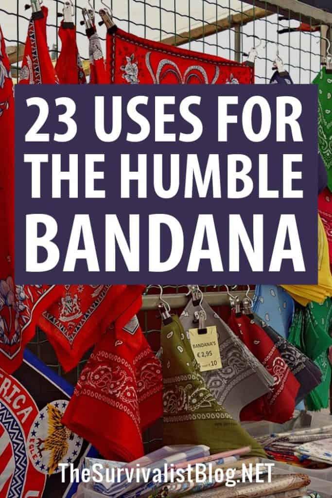 bandana uses pinterest