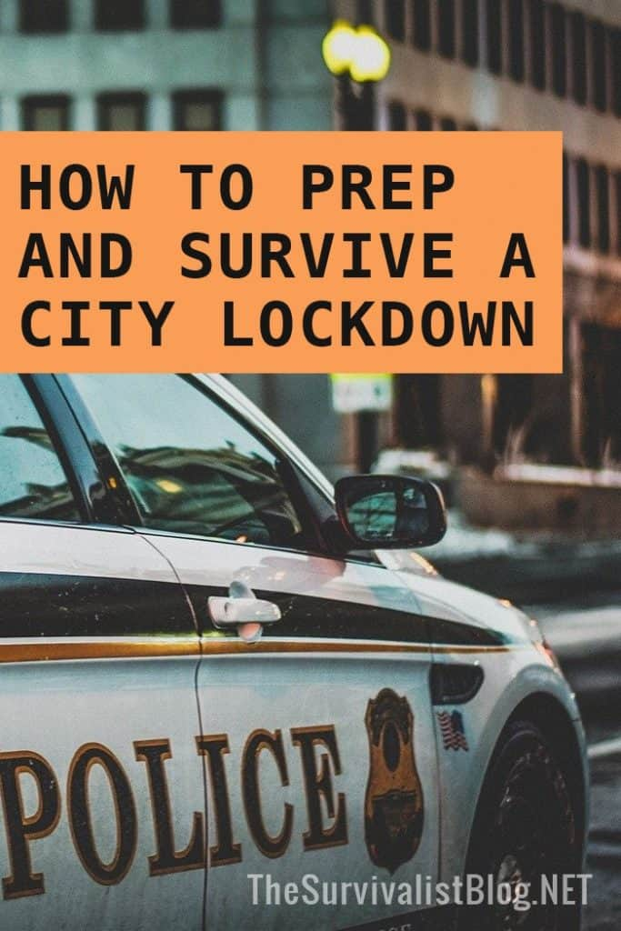 city lockdown Pinterest image