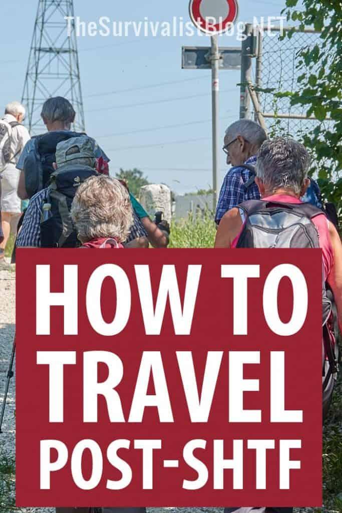 SHTF travel Pinterest