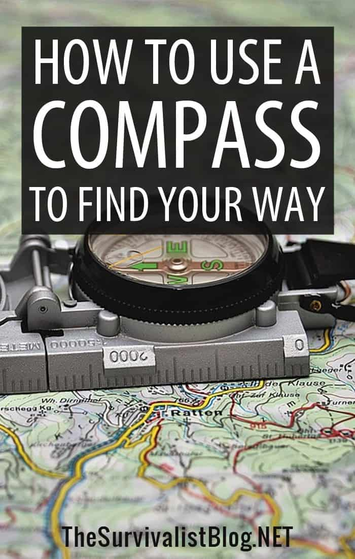 using a compass Pinterest image