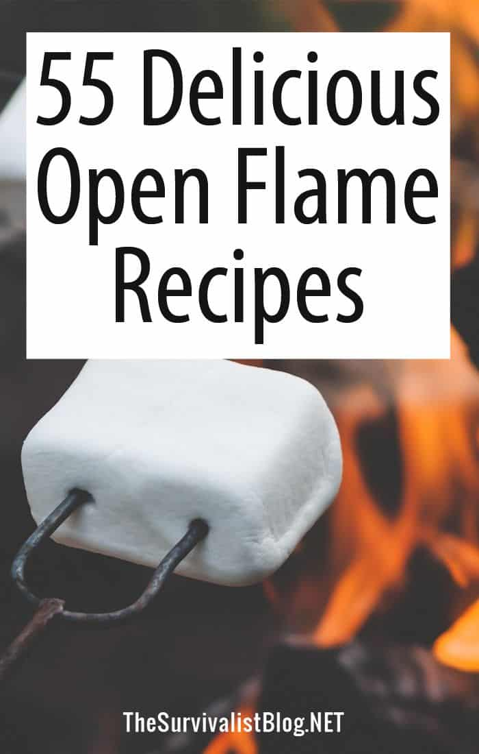 open flame recipes pinterest